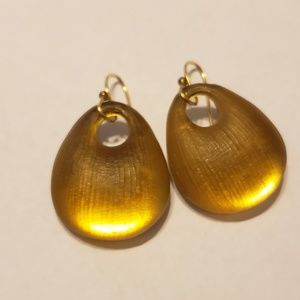 Alexis Bittar Lucite Earrings Authentic